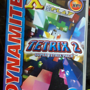 SUPER TETRIX 2 PACK PAL ESPAÑA PC CD ROM TETRIS ENVIO CERTIFICADO / AGENCIA 24H