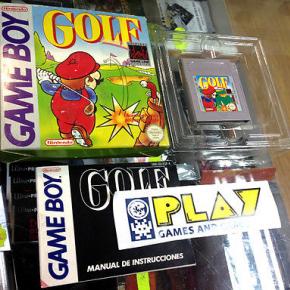 MARIO GOLF NINTENDO GAMEBOY GAME BOY PAL ESPAÑA COMPLETO ENTREGA AGENCIA 24H