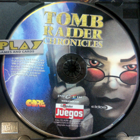 TOMB RAIDER CHRONICLES PC SOLO DISCO COMPUTER HOY JUEGOS ENVIO CERTIFICADO / 24H