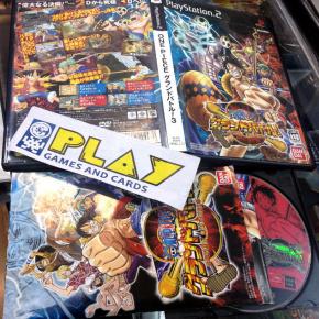 ONE PIECE GRAND BATTLE 3 PS2 PLAYSTATION 2 JAP COMPLETO ENTREGA AGENCIA/CORREOS