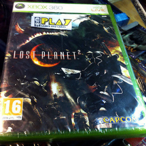 LOST PLANET 2 XBOX 360 PAL ESPAÑA NUEVO PRECINTADO ENTREGA 24 HORAS NEW SEALED