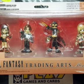 Figure Figura Final Fantasy Trading Arts Mini vol.2 Nuevo Precintado Square Enix