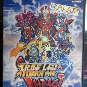 SUPER ROBOT WARS TAISEN IMPACT NTSC JAPAN IMPORT PS2 PLAYSTATION 2 ENVIO 24H