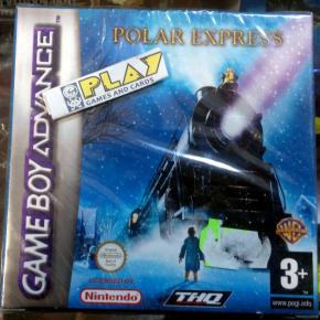 POLAR EXPRESS PAL ESPAÑA NUEVO SEALED NEW GBA GAME BOY GAMEBOY ADVANCE ENVIO 24H