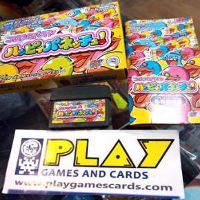 Koro Koro Puzzle Happy Panechu! GAMEBOY ADVANCE GBA COMPLETO JAPONES