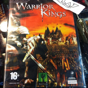 WARRIOR KINGS PC PAL ESPAÑA NUEVO PRECINTADO ENTREGA AGENCIA 24 HORAS NEW SEALED