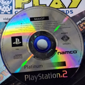 MOTOGP MOTO GP SOLO DISCO PAL PLAYSTATION 2 PS2 ENVIO CERTIFICADO / AGENCIA 24H