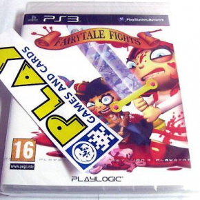 FAIRYTALE FIGHTS PLAYSTATION 3 PS3 PAL ESPAÑA NUEVO NEW