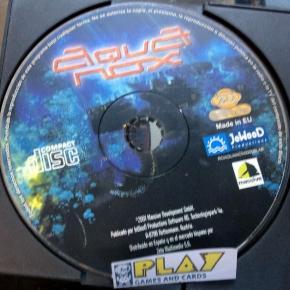 AQUA NOX AQUANOX PC ZETA GAME SOLO DISCO EN BUEN ESTADO ENVIO URGENTE 24H