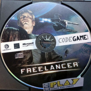 FREELANCER FREE LANCER PC CODE GAME SOLO DISCO EN BUEN ESTADO ENVIO URGENTE 24H