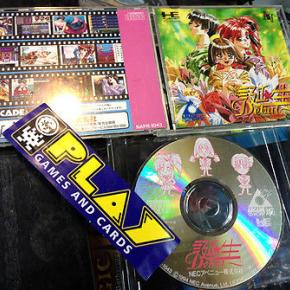 TANJOU DEBUT PC ENGINE CD-ROM2 NTSC JP BUEN ESTADO ENTREGA AGENCIA 24H O CORREOS