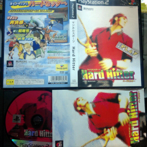 MAGICAL SPORTS HARD HITTER HARDHITTER TENNIS NTSC JAPAN IMPORT PS2 PLAYSTATION 2
