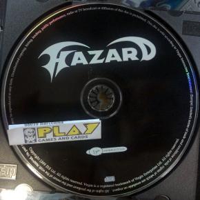 HAZARD PC 1999 PAL SOLO DISCO ENVIO CORREO CERTIFICADO / AGENCIA URGENTE 24H