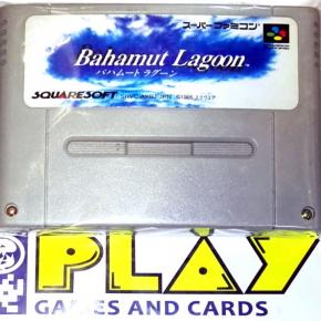 Bahamut Lagoon CARTUCHO NTSC JAPAN IMPORT SNES SFC SUPER FAMICOM NES NINTENDO