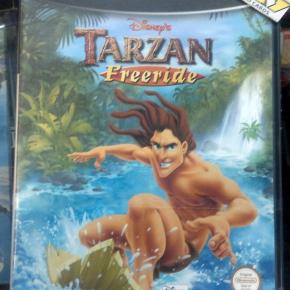 DISNEY'S TARZAN FREERIDE FREE RIDE PAL ESPAÑA NUEVO NEW GAME CUBE GAMECUBE GC