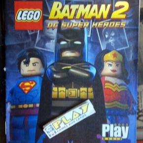MINI GUIA LEGO BATMAN 2 DC SUPER LEGO PS3 DE REVISTA PLAY MANIA ESPAÑOL ENVIO24H