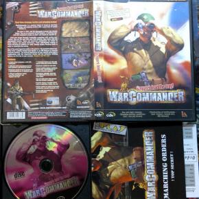 WAR COMMANDER RANGERS LEAD THE WAY! PC PAL UK MUY BUEN ESTADO ENVIO CERTIFICADO