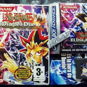 YU GI OH EL DIA DEL DUELO PAL ESPAÑA GAME BOY ADVANCE GBA DAY OF THE DUELIST