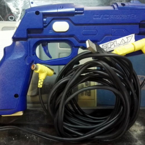Pistola Namco NPC-106 G-con G/C 2 2000 light gun PLAYSTATION PSX PS1 PS2