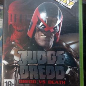 JUDGE DREDD DREDD VS DEATH PAL ESPAÑA NUEVO PRECINTADO NEW SEALED XBOX ENVIO24H