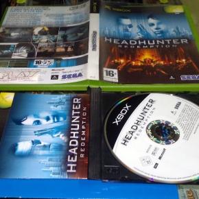 HEADHUNTER REDEMPTION PAL ESPAÑA COMO NUEVO HEAD HUNTER XBOX ENVI AGENCIA 24H