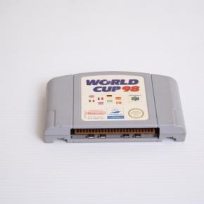 World Cup 98 N64 Pal esp