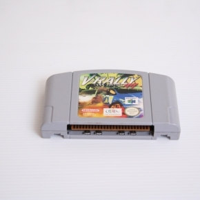 V-Rally Pal esp N64