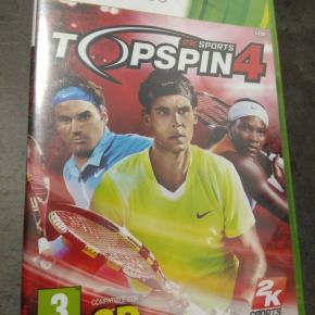 TOPSPIN 4 PAL ESP Nuevo