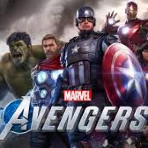 KEY Marvel's Avengers