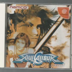 Soul Calibur (JAP)*