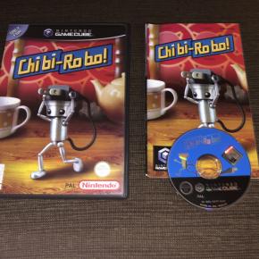JUEGO CHIBI-ROBOT! GAMECUBE