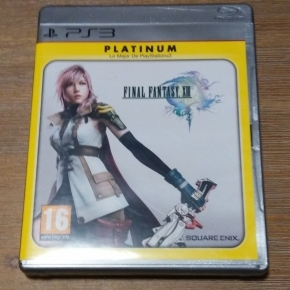 Final Fantasy XIII Platinum PS3 ESP (Playstation 3)