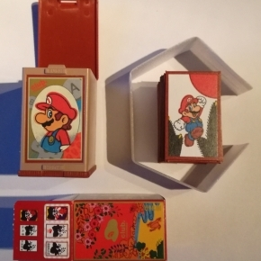 Hanafuda del Club Nintendo de Super Mario