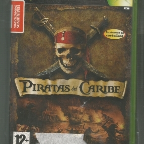 Piratas del Caribe (PAL)