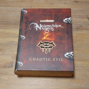 Neverwinter Nights II Caothic Evil PC esp