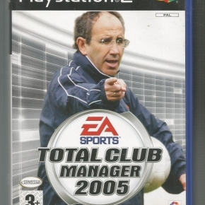 Total Club Manager 2005 (PAL)/