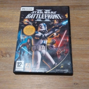 Star Wars Battlefront ESP PC