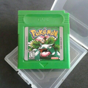 Pokemon verde clonico Game Boy