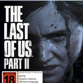 THE LAST OF US PART 2 PS4 NO CD NO CODE