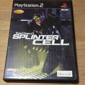 Splinter Cell PS2 Pal Esp Completo