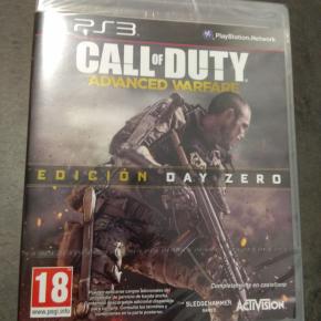 Call of Duty Advanced Warfare Day Zero PAL ESP PS3 Nuevo