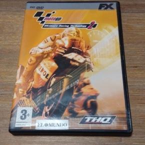 Moto GP Ultimate Racing technologi II Pc Esp