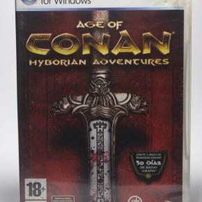 AGE OF CONAN HYBORIAN ADVENTURES
