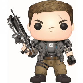 Gears of War POP! Games Vinyl Figura JD Fenix
