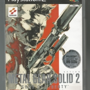 Metal Gear Solid 2: Sons of Liberty (PAL)