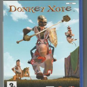 Donkey Xote (PAL)-