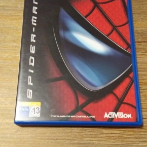 Spiderman ps2 Pal Completo