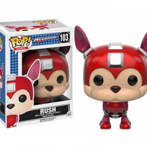 MegaMan POP! Games Vinyl Figura Rush