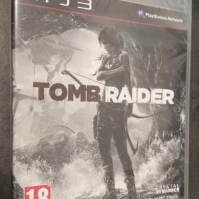 Tomb Raider PAL ESP PS3 Nuevo.