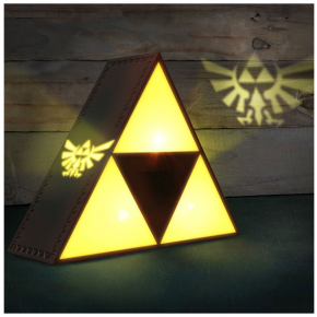 Legend of Zelda Lámpara Triforce